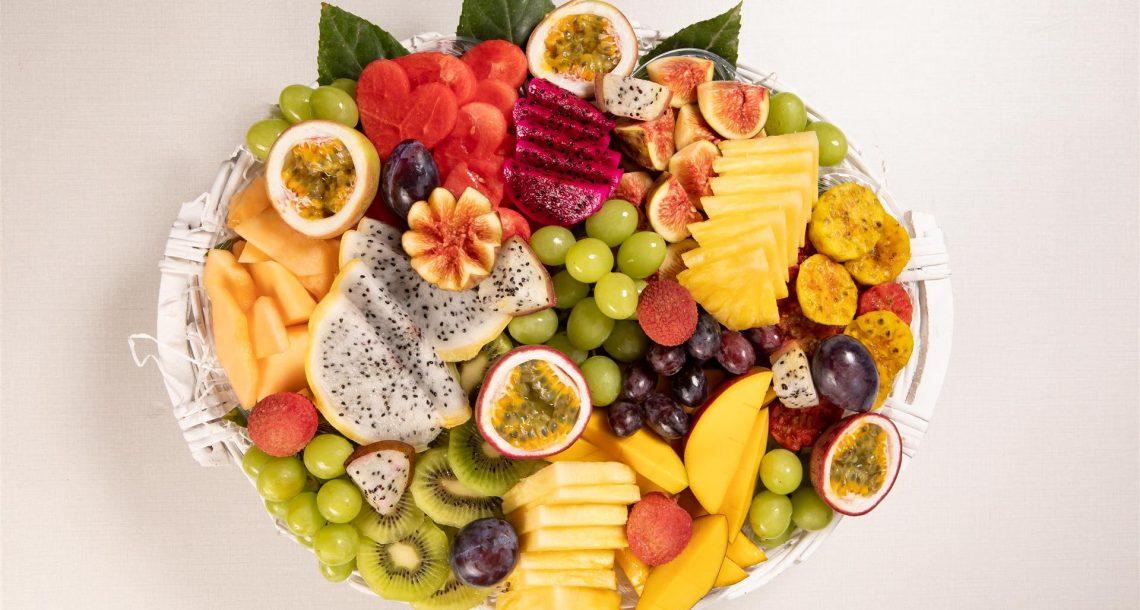 סלסלות פירות מעוצבות ומענגות