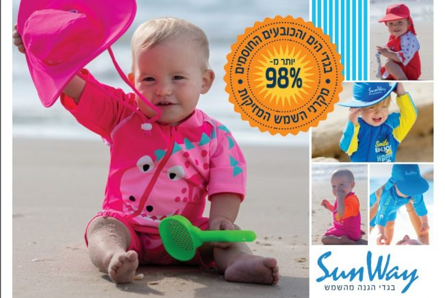 בגדי ים וכובעים שבאמת שומרים עליכם מהשמש