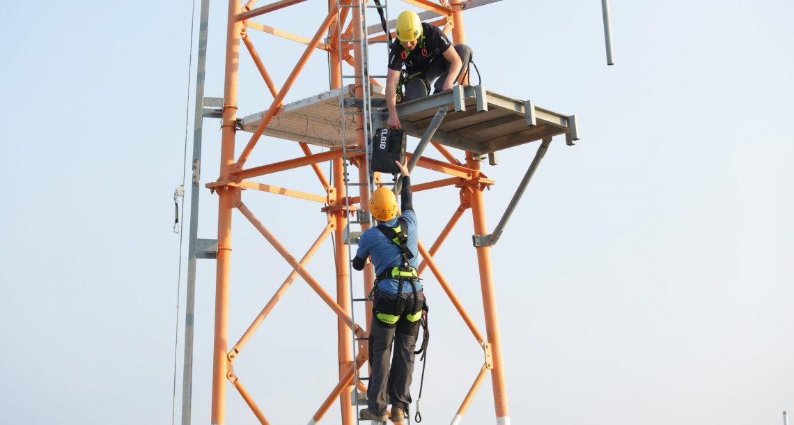 הכשרה לעבודה בגובה – גם ברוסית