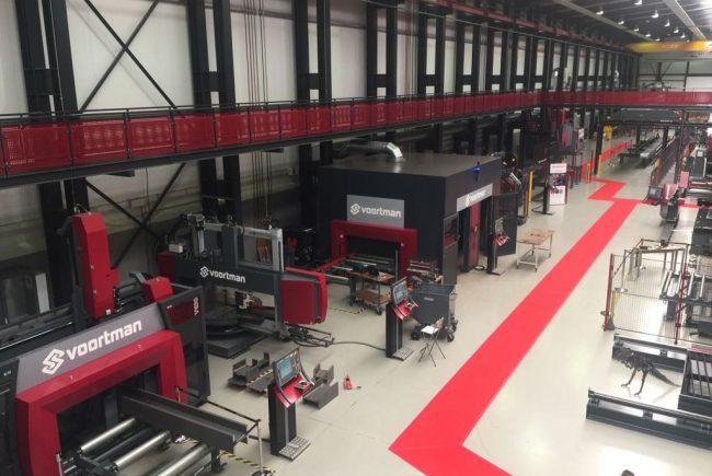 שירות מכונות מהיר ואיכותי למכונות עיבוד פח ותעשיית במתכת