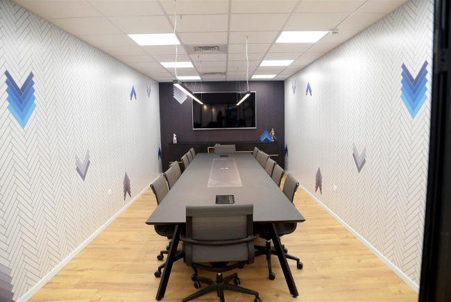 טפטים לעיצוב משרדים בהתאמה אישית מלאה