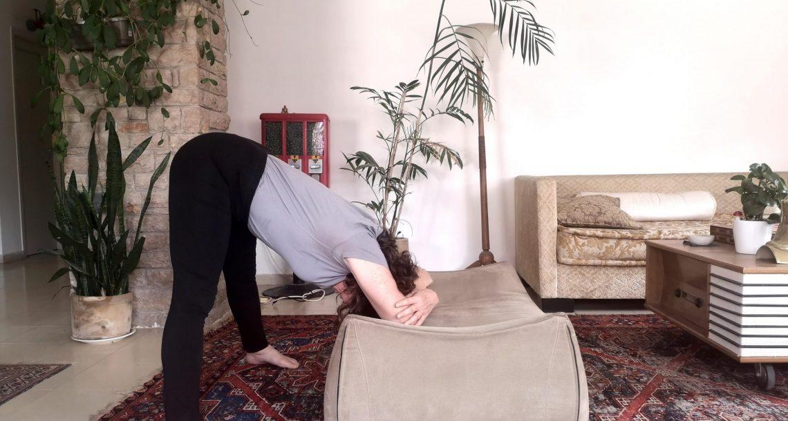 השפעה של תרגול יוגה על התקפי חרדה