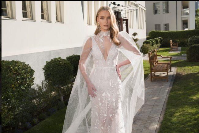 ההבטחה החדשה בעולם עיצוב שמלות כלה