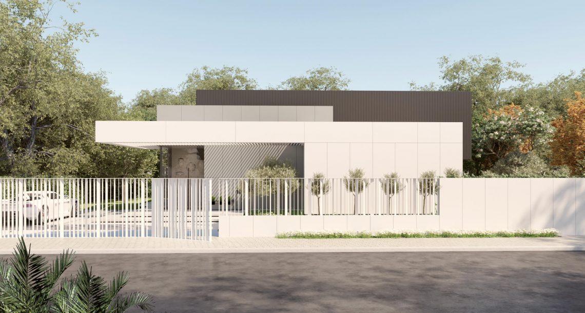 תכנון ועיצוב בתי יוקרה עם סטודיו מוביל