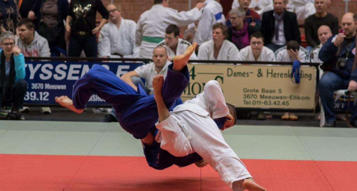 להתגבר על הפחד ולהיות אלוף אירופה בג'ודו